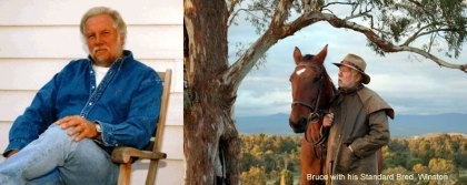Australia's finest film composer, Bruce Rowland