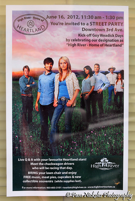 Heartland TV series"